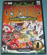 Reel Deal CASINO PC DVD-ROM (Still Sealed) in Bartlett, Illinois