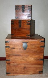 Wooden Boxes in Naperville, Illinois