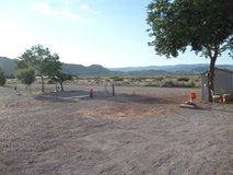 RV Lot with Shade and Storage Shed in Alamogordo, New Mexico