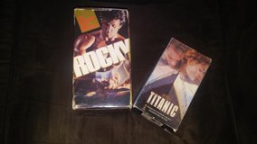 VHS movies in Kingwood, Texas