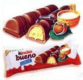 Kinder Bueno in Fort Knox, Kentucky