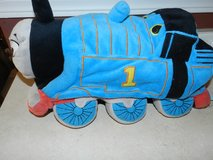 Thomas the train pillow in Aurora, Illinois