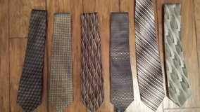 Ties, Assorted Colors in Kingwood, Texas