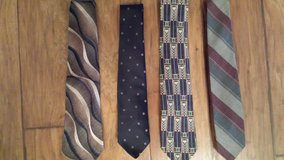 Ties, Assorted in Kingwood, Texas