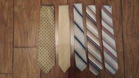 Assorted Ties in Kingwood, Texas