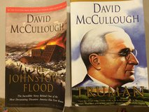 GREAT READING - David McCullough in Kingwood, Texas