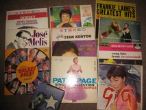 Vintage Record Albums (see list below) in Naperville, Illinois