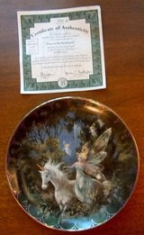 Fairyland Collector Plates in Lockport, Illinois