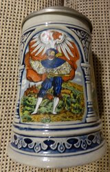 Free Imperial Cities of the Holy Roman Empire Stein in Stuttgart, GE