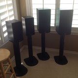 Klipsch Stereo surround sound speakers in Conroe, Texas