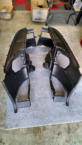 JDM Honda CRX CR-X EF8 SiR Rear Seat Conversion Plastic OEM in Camp Lejeune, North Carolina