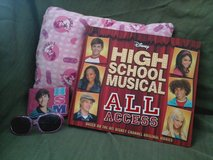 High School Musical Book, Pillow, Wallet in Aurora, Illinois