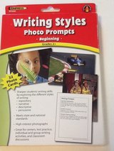 New Writing Styles Photo Prompts in Lockport, Illinois
