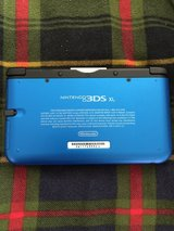 3DS XL blue w/ 3 games (kindom oh hearts, legend of Zelda and Zelda Ocarina time) and charger. in Quantico, Virginia