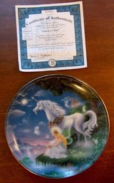 Enchanted Journey Collector Plates 2 in Lockport, Illinois