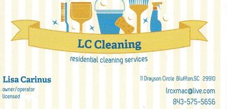 Quality Cleaning at afforable price in Beaufort, South Carolina
