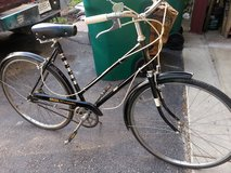 Vintage Amf hercules bicycle from England in Yorkville, Illinois