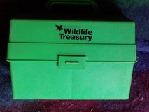 National Wildlife Treasury cards with carry case in Alamogordo, New Mexico