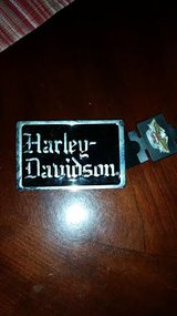Black Night Stalker / New / Harley Davidson Belt Buckle in Fort Campbell, Kentucky