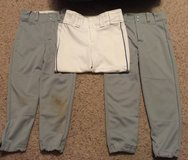 Softball Practice Pants lot in Fort Benning, Georgia