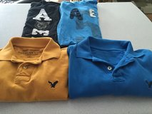 mens amercain eagle shirts /polo shirts #2 in Fort Campbell, Kentucky