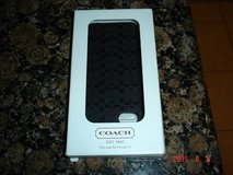 Coach Iphone 5/5S phone case-NEW in Kingwood, Texas