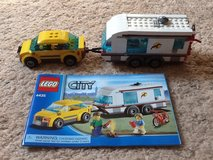 LEGO #4435 - City Car and Caravan in Camp Lejeune, North Carolina