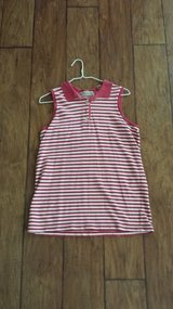 Marsh Landing Red/White Stripe Top Size: Small in Kingwood, Texas