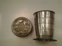 antique 1897 cyclists telescopic cup in Camp Lejeune, North Carolina