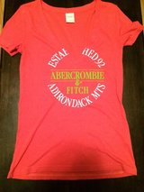 2 Women's Abercrombie & Fitch Shirts Size Small in Fort Campbell, Kentucky