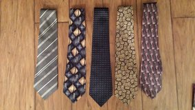 Ties, Assorted (Reduced) in Kingwood, Texas