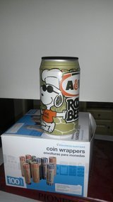 A&W Root Beer Snoopy can in Warner Robins, Georgia