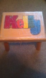 """""""Kelly"""" step stool Cute! in Naperville, Illinois"""