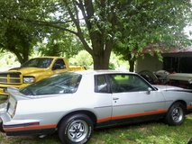 very rare 1986 pontiac gp 2+2 53000 miles partial trade consider in Fort Campbell, Kentucky