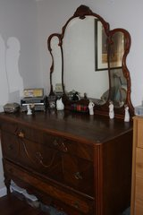 Antique dresser in Travis AFB, California