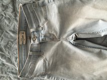 Abercrombie skinny jeans 12 in Naperville, Illinois