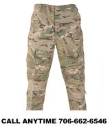 BUYING NEW OR USED MULTICAM PANTS $15 NEW & $7.00 USED in Fort Benning, Georgia