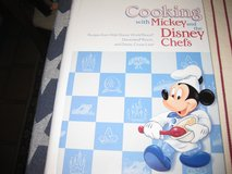 Disney cook book in Lockport, Illinois