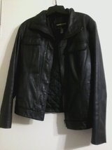 Womens Black  Genuine Leather  Jacket in Beaufort, South Carolina
