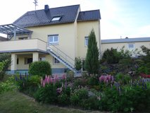 6 Min to RAB! 15 Min to LRMC! Nice back yard! Gazebo with swing! Patios! Available 1 Oct in Ramstein, Germany