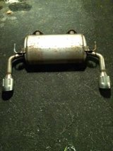2014 Infiniti Q50S stock muffler PRICE REDUCED - $45 in Naperville, Illinois