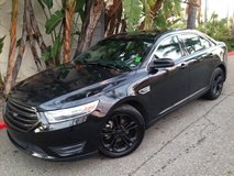 2013 Ford Taurus SEL blacked out in Yucca Valley, California