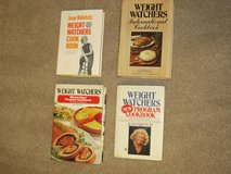 Four Weight Watchers Books in Houston, Texas