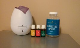 Young Living essential oils in Fort Riley, Kansas