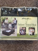 Eddie Bauer Infant Travel Bed in Morris, Illinois