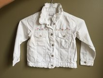 Girls Adorable 5T Jean Jacket in Chicago, Illinois