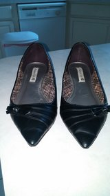 Womens size 10 black shoes in Plainfield, Illinois