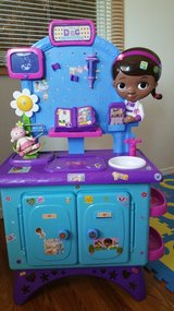 Disney's Doc Mcstuffins Get Well Check Up Center in Fort Lewis, Washington