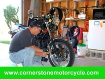 Motorcycle, ATV repair service in Camp Lejeune, North Carolina