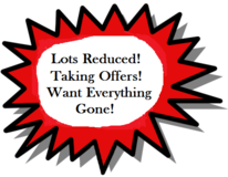 Items Reduced for Quick Sale! in Fort Bliss, Texas